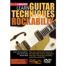 ~Lick Library系列~Learn Guitar Techniques: Rock