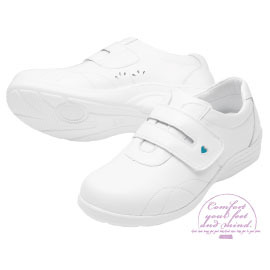 美而堅 健康鞋 護士鞋 輕盈寬楦鞋 CM-3036