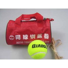 ^~橙色桔團^~初學者 自主帶線網球用訓練器