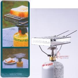 7620011302日本SOUTHEIELD烤吐司架(台灣製造)烤麵包架/紅外線均火原理