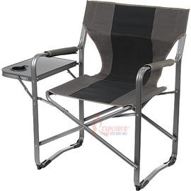 DJ7318鋁合金導演椅(附小折疊桌)戶外休閒折疊椅/耐重椅