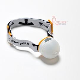ES-020日本Snow Peak雪螢頭燈 LED頭燈 可當露營燈 可廣角散光照明 可聚焦