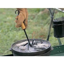 NO.81062202日本品牌LOGOS荷蘭鍋起鍋勾/起鍋鉗/提鍋蓋專用把手