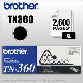 ~ 兄弟國際資訊~BROTHER TN~360 高容量碳粉匣^~ : MFC~7345N.