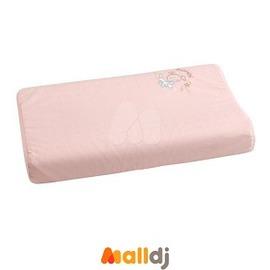 MallDJ親子 網 ~ Combi 康貝 小魚嬰兒乳膠枕~粉紅~ ^#PB0040803