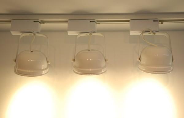 【雅笠节能馆】led ar111 9w 白圆头轨道灯 (含灯具+变压器+9w led ar