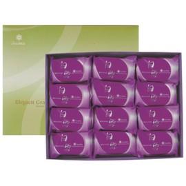 白雪葡萄籽美容香皂12塊~85g  ^(S1A157~96^)