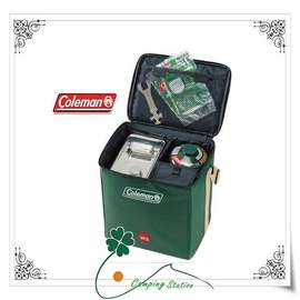 大林小草~Coleman CM-6460 燃料收納袋 多層隔間方便收納 可放置燃料 維修工具