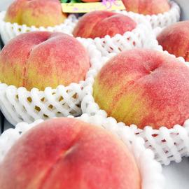 #10047 仲菁 #10047  和歌山白鳳~室外水蜜桃8~6玉2kg~免