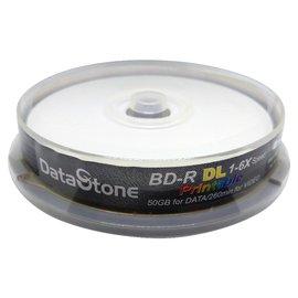 藍光 DL 50GB 可印◆免 ◆DataStone 超A 藍光 6X BD~R DL 5