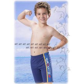 A&T~~零碼 ~ ~~泡湯~游泳~SPA~~贈帽~男童七分泳褲2969^( 260^)M