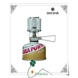 大林小草~日本 snow peak #GL-100A  GP自動點火小型瓦斯燈