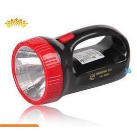 爆亮 15LED 節能充電手提燈~2檔可調! /LED可充電式多功能強光應急燈/探路燈便攜式充電手電筒/露營燈