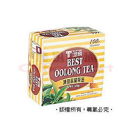 ~T世家~ 凍頂烏龍茶~每包容量:2g 每盒100包入 無紙衣~ 盒