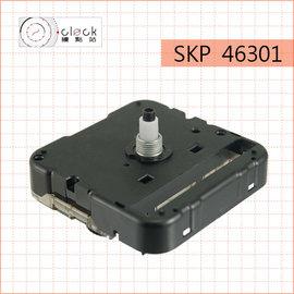 ~鐘點站~DIY 時鐘掛鐘 機芯 精工 SKP 46301 跳秒 壓針 報時 打點機芯 附