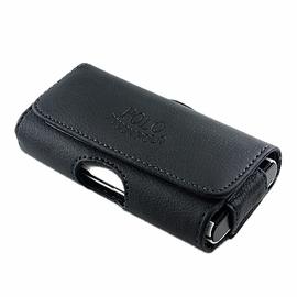 Sony Ericsson J10 Elm 用橫式皮套