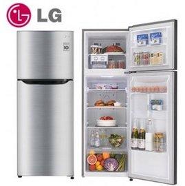 超級商店……LG樂金 186公升Smart 變頻上下門冰箱 GN~L235SV
