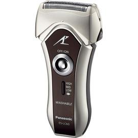 ◆贈EH-HW58國際六件組直髮捲燙器◆Panasonic 國際牌 三刀水洗式電鬍刀 ES-LC60/ES-LC60   **免運費**