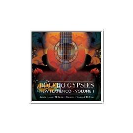 Bolero BOL7122 ~ BOLERO GYPSIES ~ NEW FLAMENC
