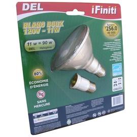 【未來之光】LED11W-Par燈-燈泡-附一個E27加長頭-黃光-1入組/1盒透明包裝-GN-SDB-1129W-11W-1