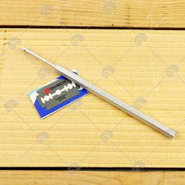 【艾佳】CY6C02彎型整型刀/支