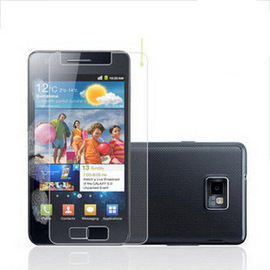 SAMSUNG GALAXY Y S5360 手機螢幕保護膜/保護貼/三明治貼 (高清膜)