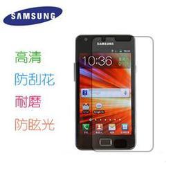 Samsung i8150 Galaxy W 手機螢幕保護膜/保護貼/三明治貼 (高清膜)