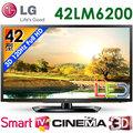 LG LM6200系列42吋3D LED Smart TV智慧型液晶電視 (42LM6200)
