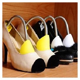 (2入/組)升級版高級彈簧鞋撐架~支撐鞋子久放不再變形~適用高跟鞋/涼鞋等鞋等.. /擴鞋架定型鞋架/靴撐 靴夾 定型除皺鞋撐