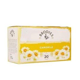金時代書香咖啡 Brodies 蘇格蘭茶 風味茶包 洋甘菊Camomile