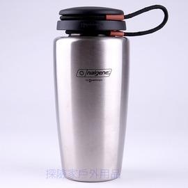 1778-1001 美國來勁 Nalgene 不鏽鋼寬嘴水壺1000cc背包客水壺