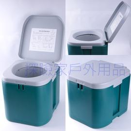 HC-125豪華型Easy Go可攜式馬桶 行動馬桶 行動廁所 露營 野外 居家 看護