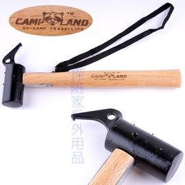 RV-ST500高碳鋼營釘鎚 營釘錘 營釘槌 鐵鎚 營鎚 榔頭 (類似日本SNOWPEAK款)
