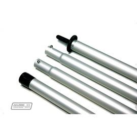 TP138嘉隆 280公分JIALORNG鋁合金營柱(加強版管徑30mm)(附帽)四截式彈扣固定
