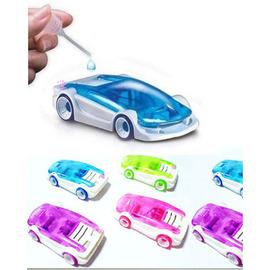 益智玩具DIY組裝 神奇鹽水燃料動能車~不需電池,僅需添加鹽水的動能車!