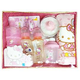 凱蒂貓哺育用品禮盒(PES奶瓶)