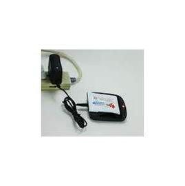iNO CP99 折疊極簡風老人機 手機配件包組( 電池座充+高容量防爆電池)