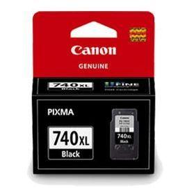 CANON 佳能 PG740XL 高容量黑色墨水匣