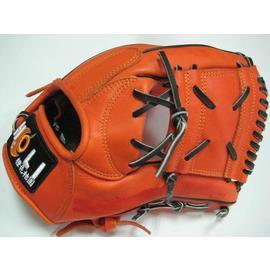 ^~橙色桔團^~ORANGE GROUP 北美 硬式小牛皮棒壘手套^( 2500元 限定1
