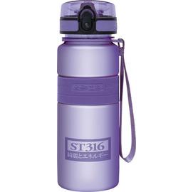 太和工房負離子能量不銹鋼隨手瓶850cc【淡紫】