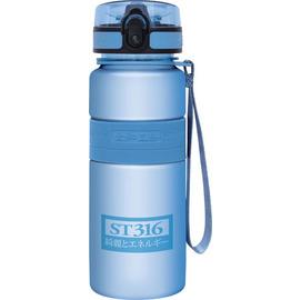 太和工房負離子能量不銹鋼隨手瓶850cc【 藍】
