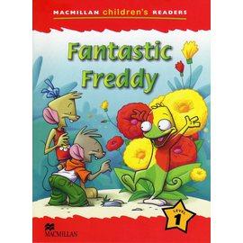 【Children s Readers】Fantastic Freddy ☆Level 1