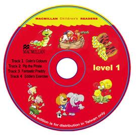 ~Children s Readers~Level 1 CD~MACMILLAN