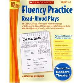 ~讀者劇場教師用書~Fluency Practice Read~Aloud Plays: