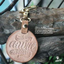 atwill~COOKIE! 餅乾~~原生刷色牛革鑰匙圈01~ 款SALE~