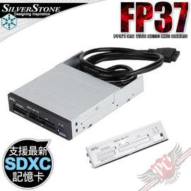 ^~ PC PARTY ^~ 銀欣 SilverStone SST~FP37 3.5吋 U