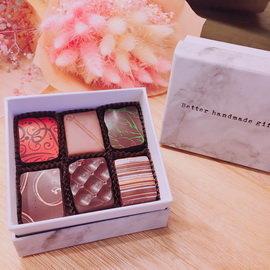 ^~CoCa MaMa 巧克力^~ ^~小資送禮精緻選擇^~金磚巧克力 ^(6入^)