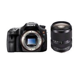 ~震博攝影~Sony A65VM 變焦鏡組 ^( 0利率; 索尼 貨;送32G記憶卡 副廠
