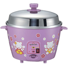 萬國牌 6人份 愛の電鍋 AQ-6S-KT / AQ6SKT(不鏽鋼內鍋) 粉紅色