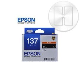 ~圓和~~ 墨水匣~EPSON 愛普生 ^(137雙黑 包^) T137151  EPSO